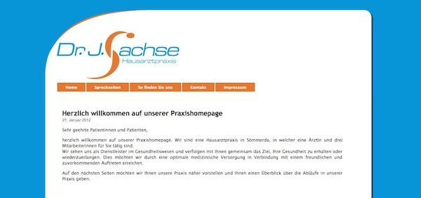 dr sachse